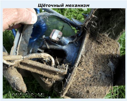 Как сделать газонокосилку из пылесоса своими руками 96