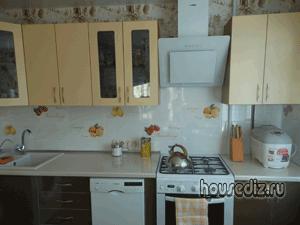 Дизайн кухни 3х3