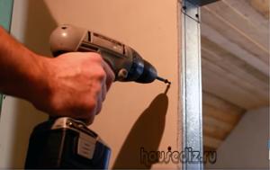 Выравнивание стен гипсокартоном