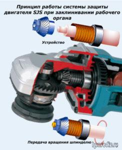 Принцип работы защиты двигателя
