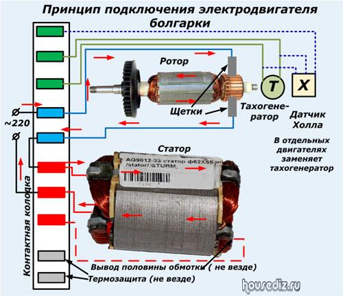 Электрические схемы стиральной машины 76