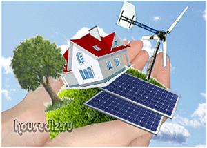 Альтернативные источники энергии своими руками » что можно 80