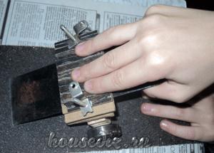 Приспособление для заточки рубанка своими руками 677