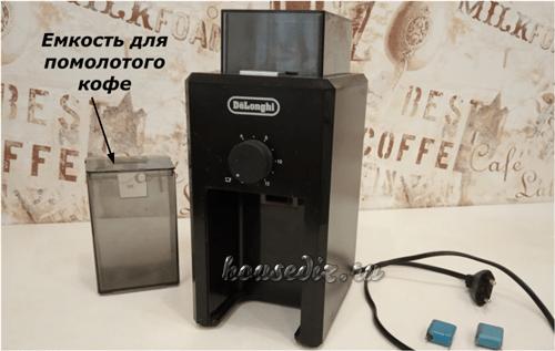 Емкость для кофе