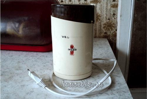 Кофемолка VES-730