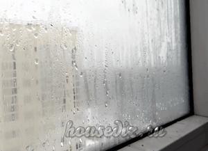 Почему потеют пластиковые окна изнутри в квартире зимой что делать